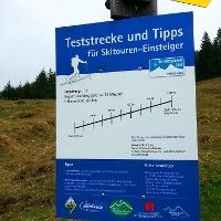 Gesundheits-Skitour am Hochschwarzeck
