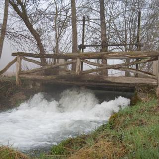 Brücke bei Schmiechen