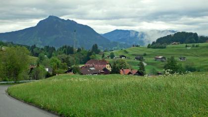 Tourenstart in Gunzesried