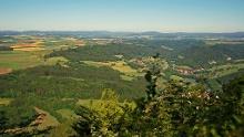 Schluchtensteig: Blumberg - Weizen