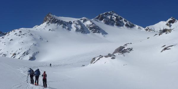 am Gletscherboden