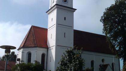 Kirche in Lengdorf
