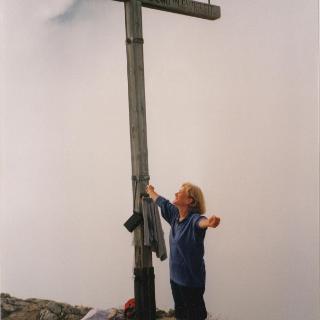 Gipfelglück auf der Hochkünzelspitze