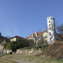 Der Slevogthof bei Leinsweiler