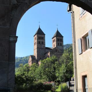 Murbach Klosterkirche
