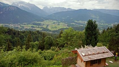 Aussichtspunkt Graflhöhe