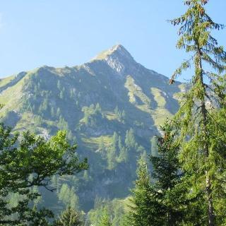 Zunterspitze auch Sonntagsspitze genannt
