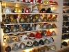 Europas größte öffentliche Helmsammlung mit über 600 verschiedenen Helmen aus aller Welt.  - @ Autor: Beate Philipp  - © Quelle: Visuelle Zeiten