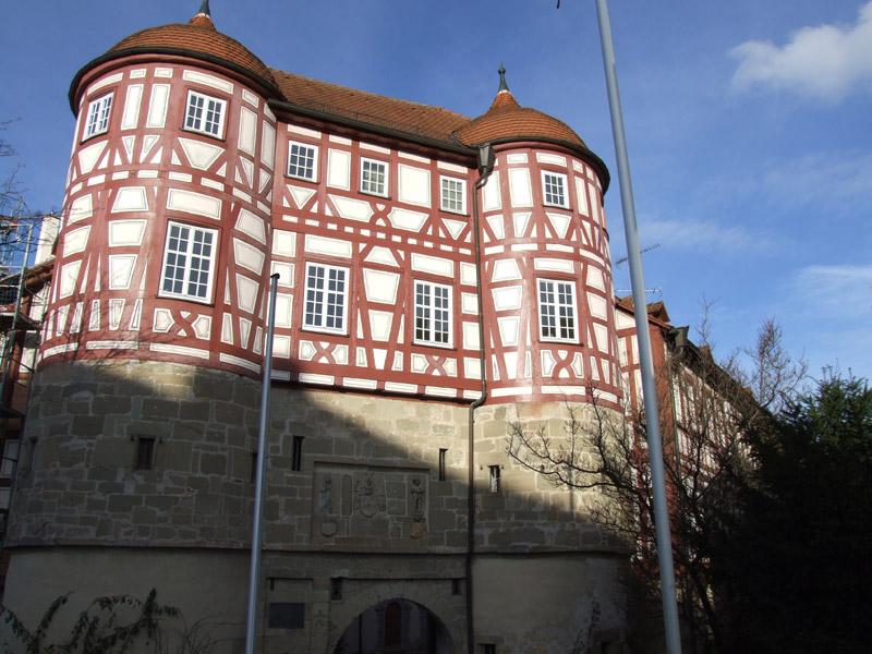 Altes Schloss Gaildorf   - © Quelle: Antje Kunz