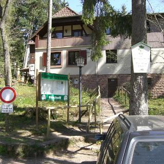 Edenkobener Hütte/Hüttenbrunnen