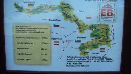 Tafel des EB-Weges (Juni 2011)
