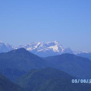 Zugspitze (von der Lenggrieser Hütte)