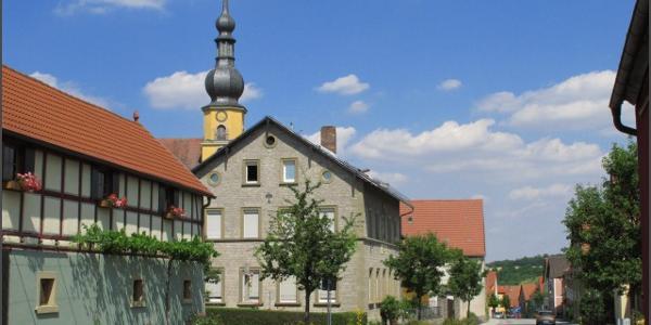 Willanzheim Hauptstraße