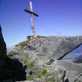 Gipfelkreuz Hohe Arche