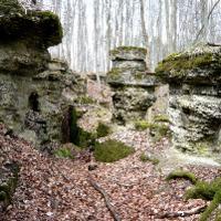 Die Katzenlöcher-ein Geologisches Naturdenkmal