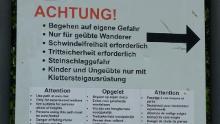 Mittelrheinklettersteig Boppard