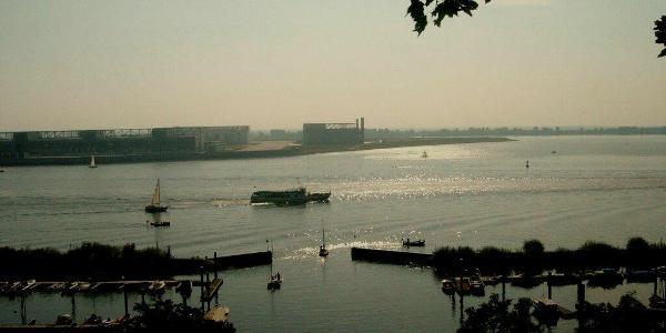 Elbe vor Blankenese