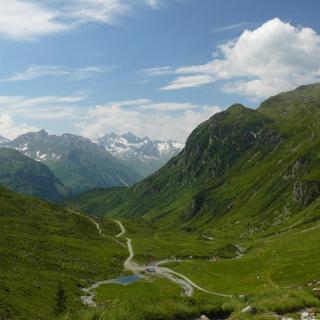 oberhalb Verbella Alpe