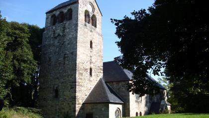 Kirche in Müllerdorf