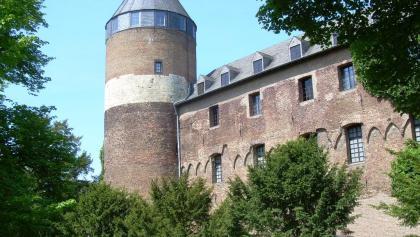 Burg Brüggen (Pfingsten 2010)