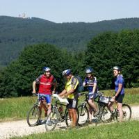 Bergradeltouren im Waldmünchner Urlaubsland