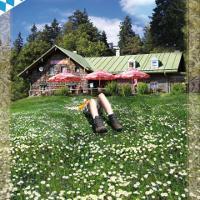 Berghütte Schareben 1019m