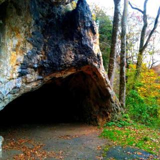 Eingang Höhle Sirgenstein