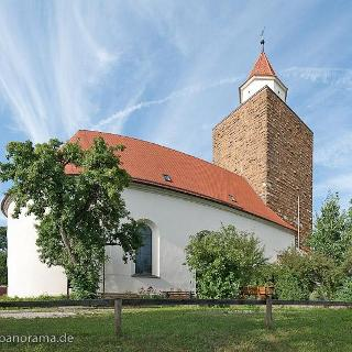 Kirchturm Hohentrüdingen
