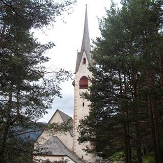 Das Kirchlein St. Jakob