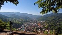 Murgleiter Etappe1: Gernsbach-Forbach