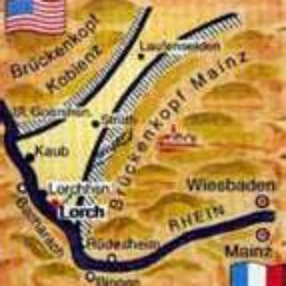Karte Freistaat Flaschenhals