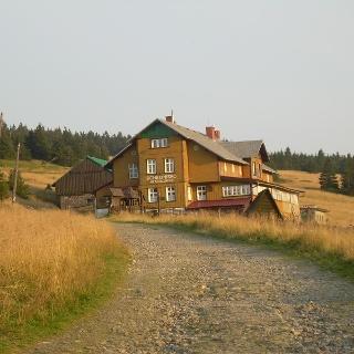 Schneebergbaude (Aug. 2011)