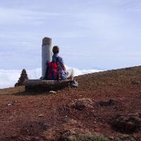 Auf dem Pico Birigoyo