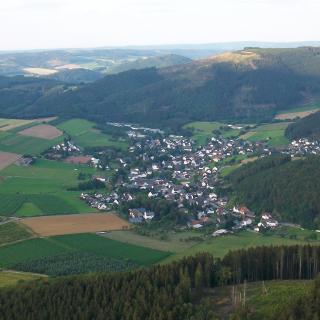 Luftaufnahme von Endorf