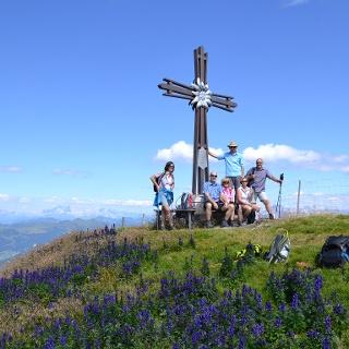 Gipfelkreuz - Frauenkogel, 2423m