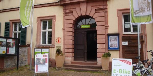 Informationszentrum Bayerischer Odenwald - AMORBACH