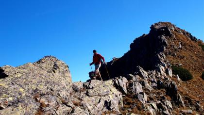 Am Grat zur Seekarspitze 2115 m