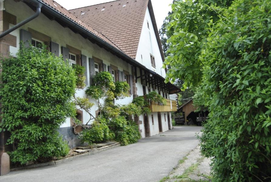 Nordrach - Auf den Spuren von Heinrich Hansjakob zum alten Gasthaus Mühlstein