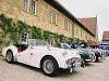 Außenaussicht auf das Automuseum Schloss Langenburg   - © Quelle: Schloss Langenburg