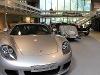 Highlightfläche im Innenraum des Automuseums Schloss Langenburg   - © Quelle: Schloss Langenburg