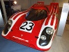 Porsche Redwaggon im Automuseum Schloss Langenburg   - © Quelle: Antje Kunz