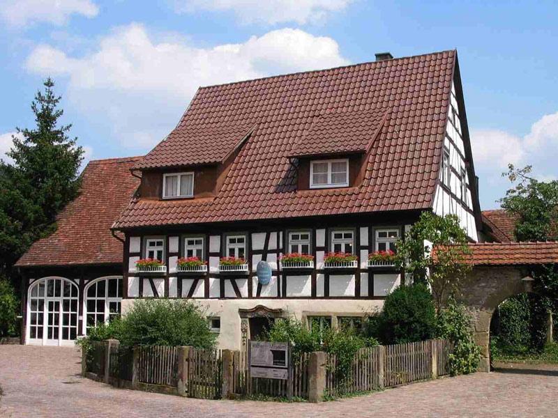 Das Rößler-Museum in Untermünkheim   - © Quelle: Uli Veyel, Untermünkheim