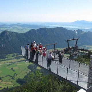 Aussichtsplattform am Breitenberg