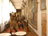 Bretterner Gang im Schlossmuseum Langenburg   - © Quelle: Schloss Langenburg