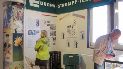 Die ARWA-Strumpfwerke war eine der größten Strumpfwarenhersteller in Deutschland und hat das Werden des Limpurger Landes in der Nachkriegszeit mitgeprägt.