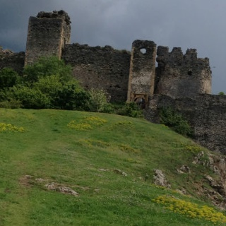 Die Schoimoscher Burg