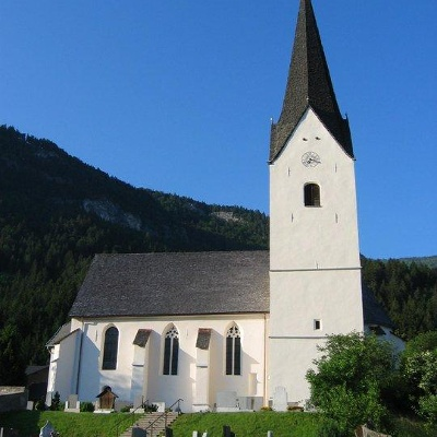 Weißenstein, Pfarrkirche hl. Leonhard
