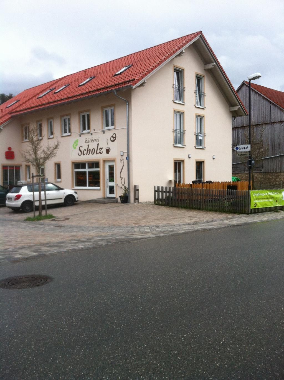 Bäckerei Scholz in Raisting (Antonie Schmid)
