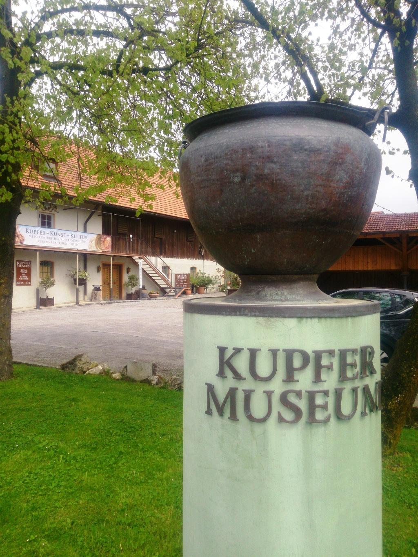 Kupfermuseum Fisch (Kupfermuseum)
