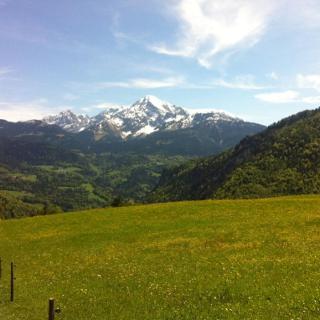 Messnergütl Ausblick